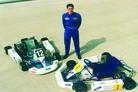 Christijan Albers Racing Ford Kart 1997