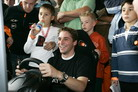 Christijan Albers Racing Formula 1 F1 FIA Minardi 2005