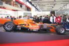 Christijan Albers Racing Formula 1 F1 FIA Spyker Etihad 2007