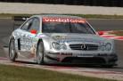 Christijan Albers Racing DTM Mercedes 2003 AMG